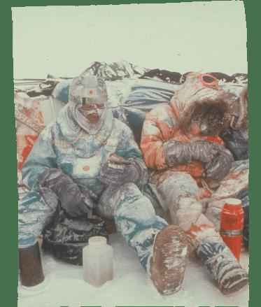 Trans Antarctica Expedition