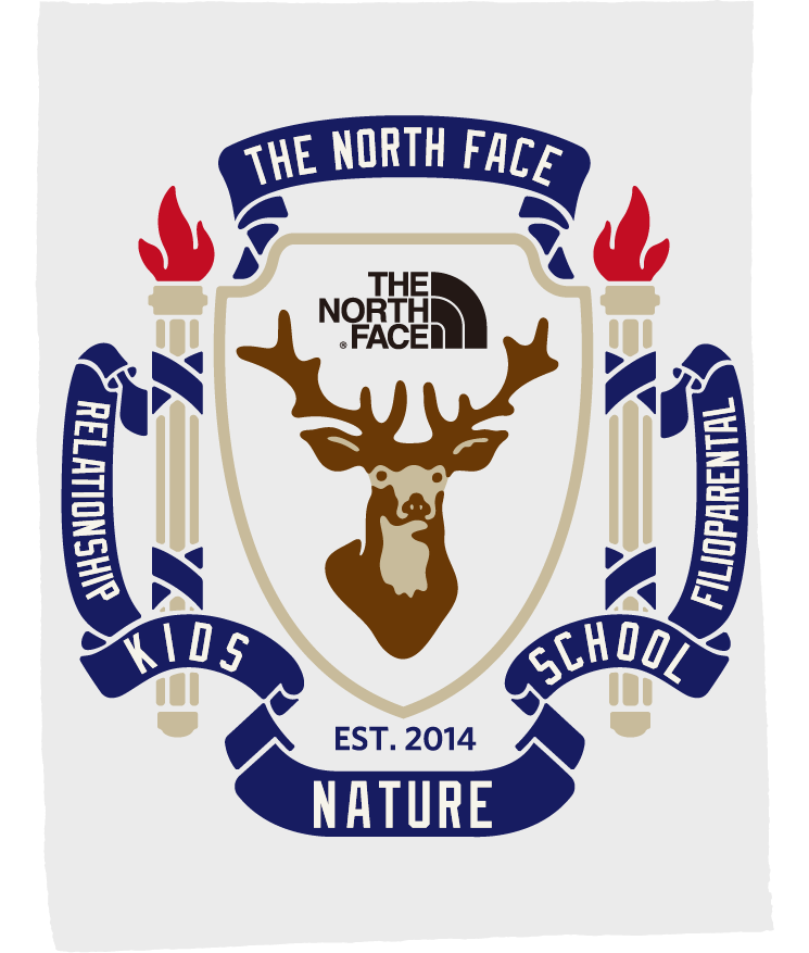 THE NORTH FACE<br>KIDS NATURE SCHOOL